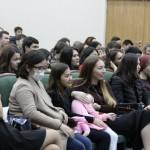 Встреча с первокурсниками