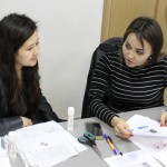 встреча со студентами из Казахстана